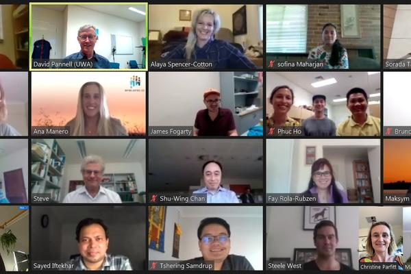 AARES Virtual Conference 2021